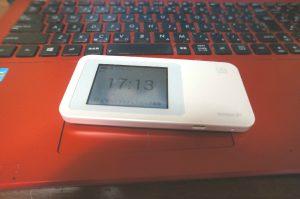 WiMAX2+(Speed Wi-Fi NEXT W01)